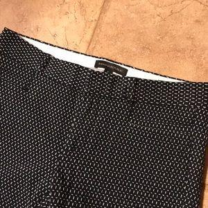 navy BR dress pants